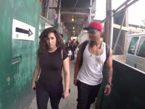 '100 catcalls' video: Director admits 'editing out white people', blames sound quality