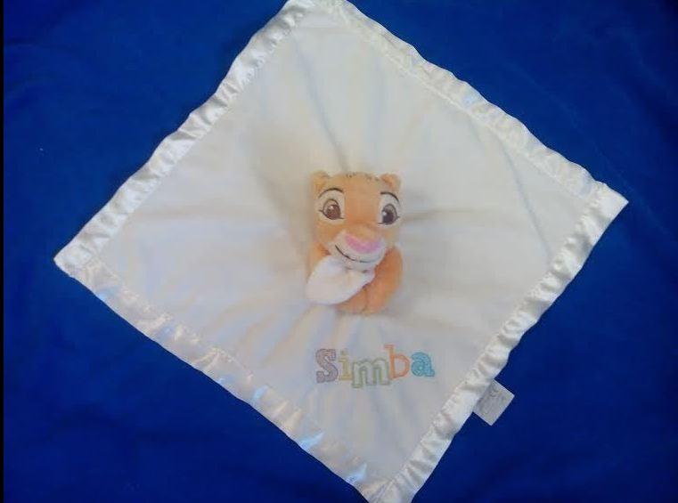 Simba blanket similar to the missing item (Picture: Ebay.co.uk)