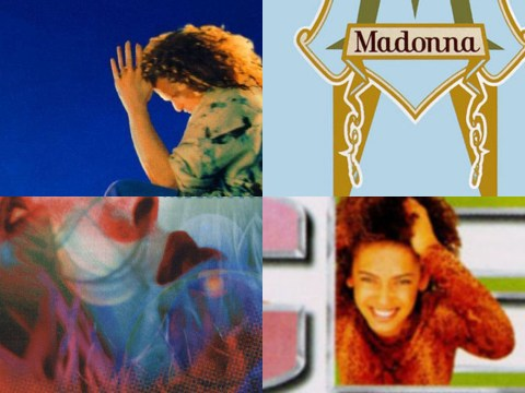 Quiz: Can you identify these 90s album covers?
