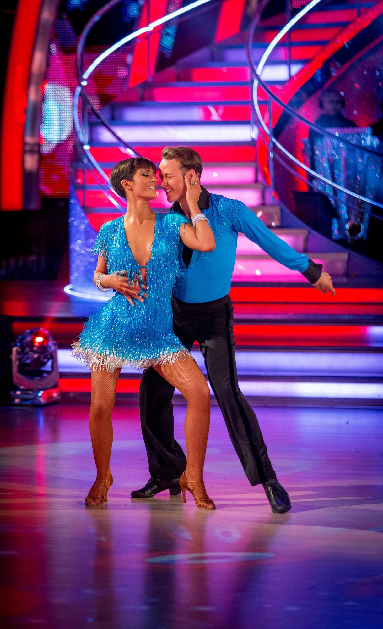 Strictly Come Dancing 2014: Frankie Bridge edges ahead of Jake Wood as favourite to win