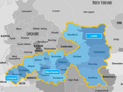 Could Liverpool, Manchester, Sheffield and Leeds merge to make northern supercity?
