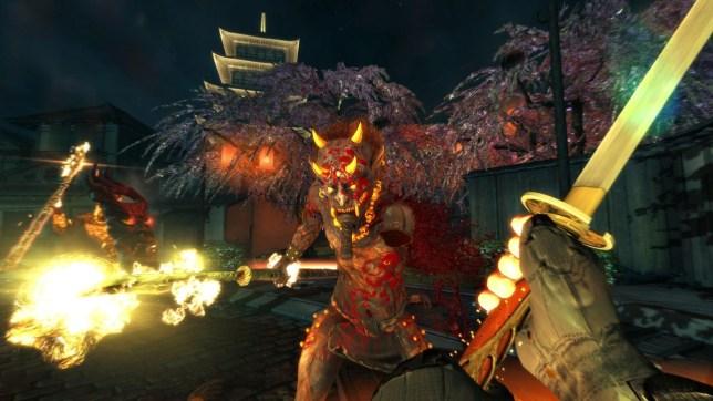 Shadow Warrior (PS4) - sword beats guns