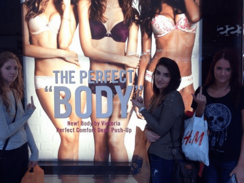 The Perfect Body: Is Victoria's Secret the perfect example of body shaming?