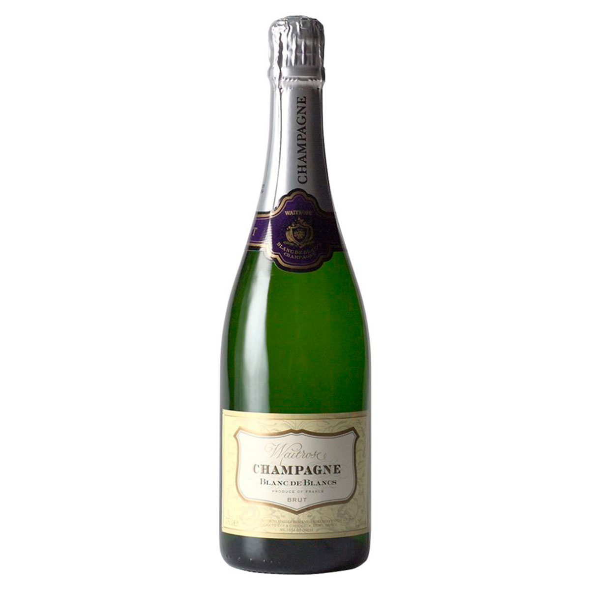 Waitrose Blanc de Blancs came top in Good House Keeping's budget champagne guide for 2014