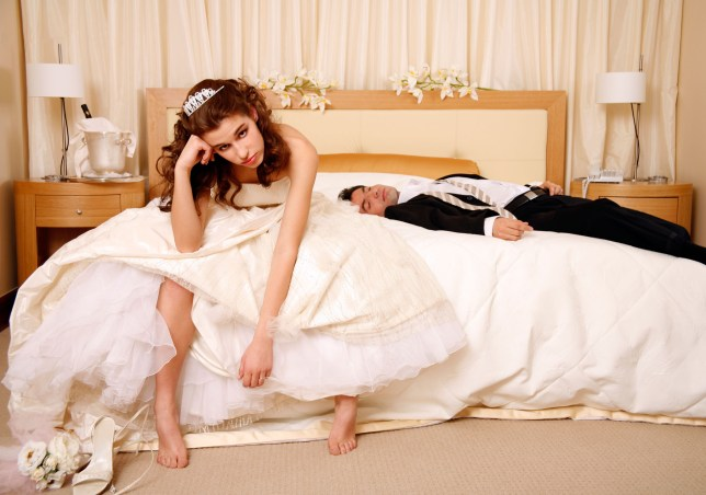 Most British couples dont have sex on their wedding night | Metro News
