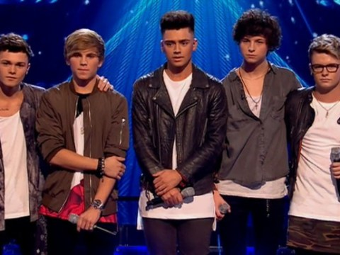 X Factor 2014: Overload Generation failed to impress the judges with I Kissed A Girl