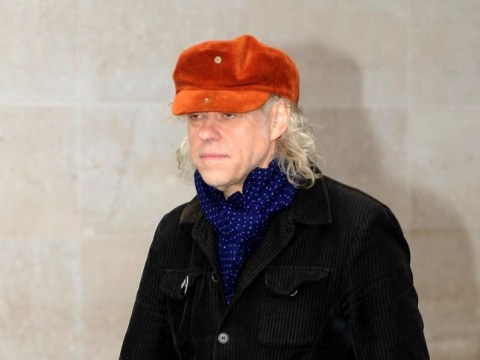 iTunes novice Bob Geldof wants you to delete Band Aid 30 and buy it again
