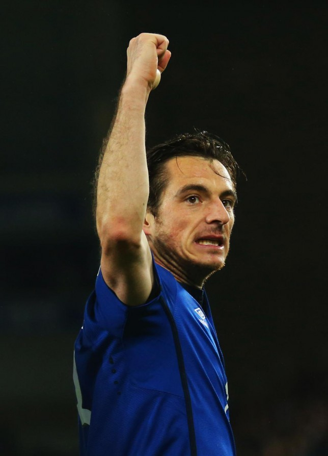 Why Leighton Baines' absence proves he is still crucial to Everton