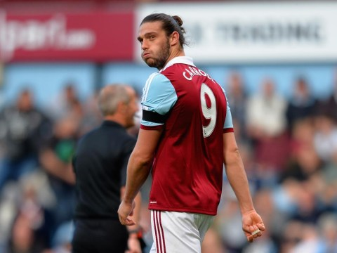 Andy Carroll gets kicked out of store in Rome – for filming himself modelling in H&M advert