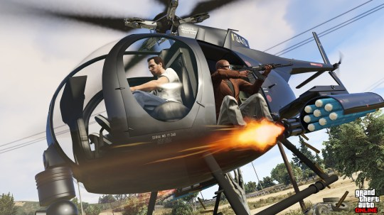 Grand Theft Auto V PS4 review – GTA goes next gen | Metro News