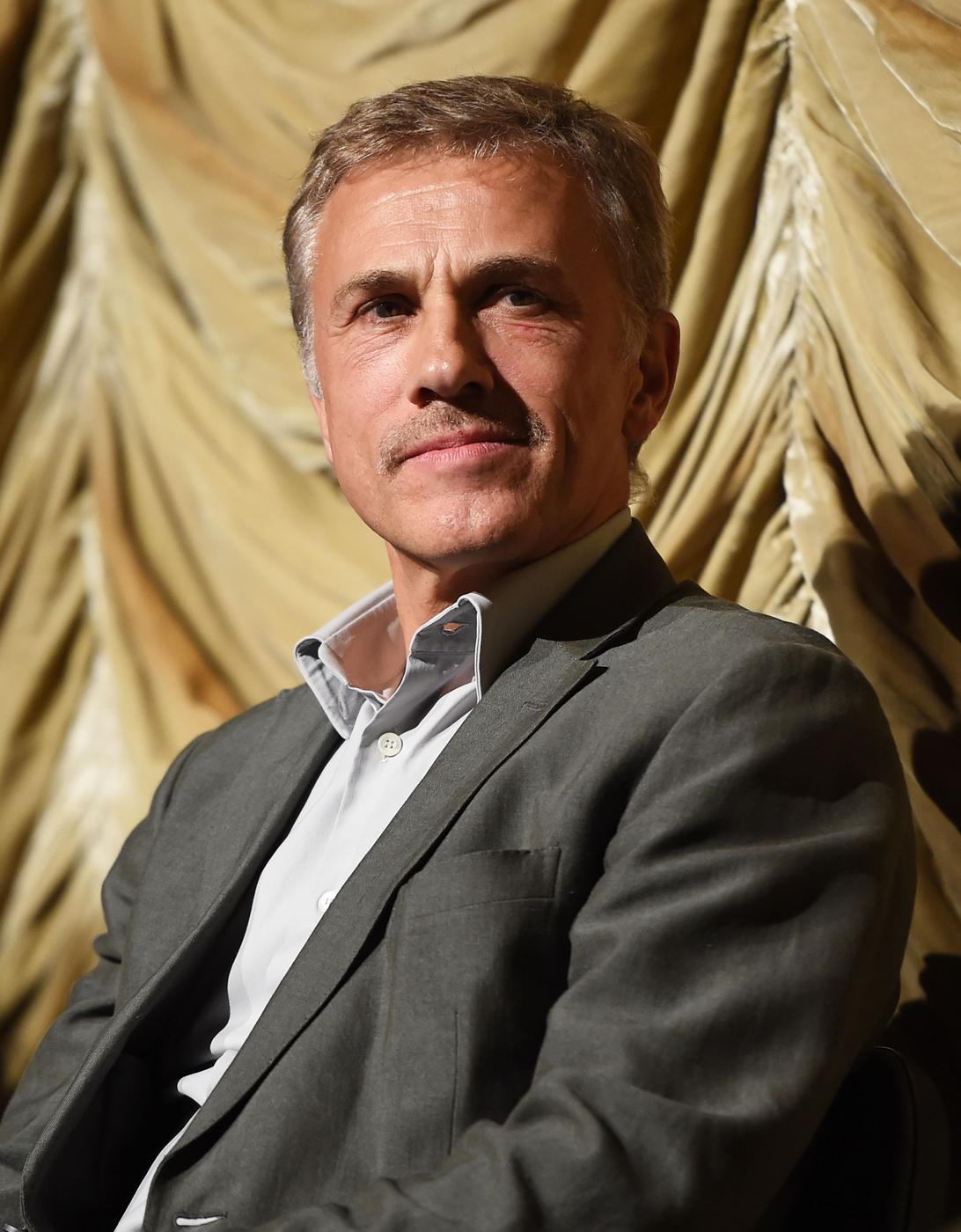 Acting legend Christoph Waltz set to play a 'nemesis of sorts' in Bond 24?