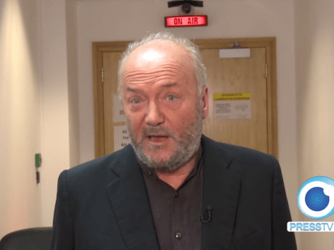 George Galloway tears 'rat-faced f***' Katie Hopkins to shreds after being asked who he would like to send into space permanently