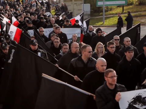 German town tricks neo-Nazis into raising money for anti-Nazi charity