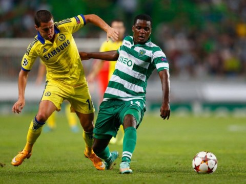 Liverpool to rival Arsenal for Sporting Lisbon's William Carvalho in January