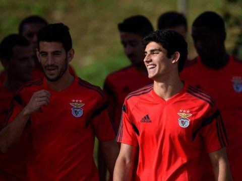 Arsenal eye up bid for £40 million Benfica starlet Goncalo Guedes