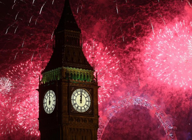 Boris will charge you £10 to watch London's New Year's Eve fireworks – here's where to watch them for free
