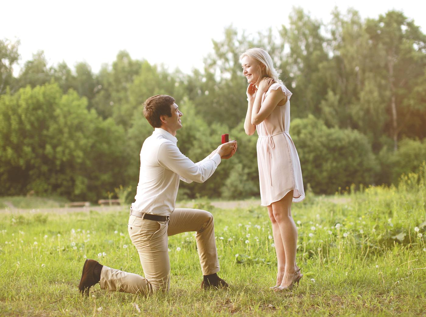Are you ready to get married? Take this quiz and find out