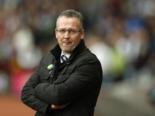 What would happen if Aston Villa actually sacked Paul Lambert?