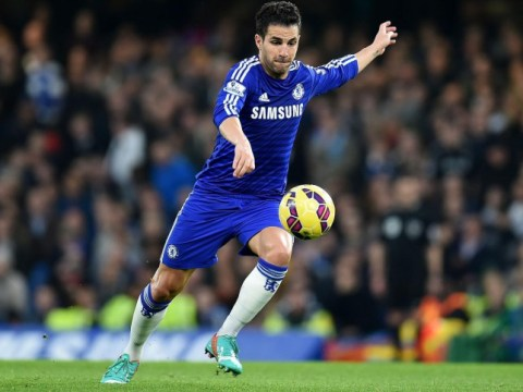 Stats show Chelsea's Cesc Fabregas is the Premier League's greatest ever attacking midfielder