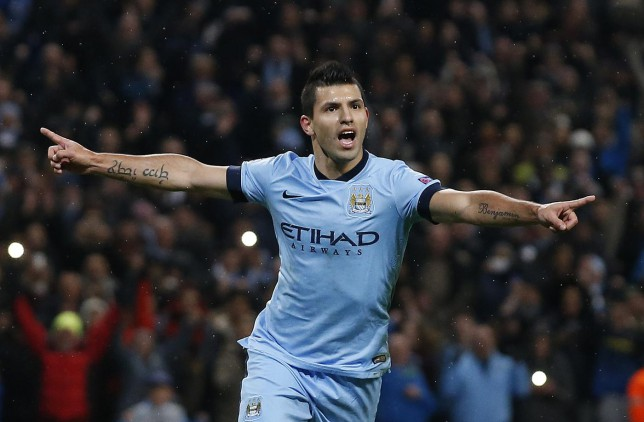 Is Manchester City's Sergio Aguero the best striker in the world?