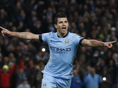 Is Manchester City's Sergio Aguero the best striker in the world?