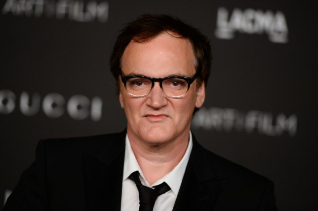 Honoree Quentin Tarantino arrives at the LACMA Art + Film Gala at LACMA on Saturday, Nov. 1, 2014, in Los Angeles. (Photo by Jordan Strauss/Invision/AP) Jordan Strauss/Invision/AP