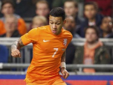 Manchester United close in on £18m transfer deal for 'Dutch Cristiano Ronaldo' Memphis Depay