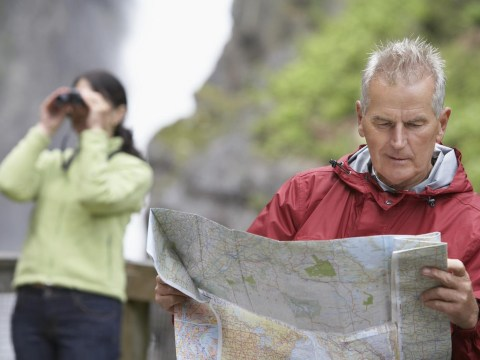 Men are better at reading maps than women, says science