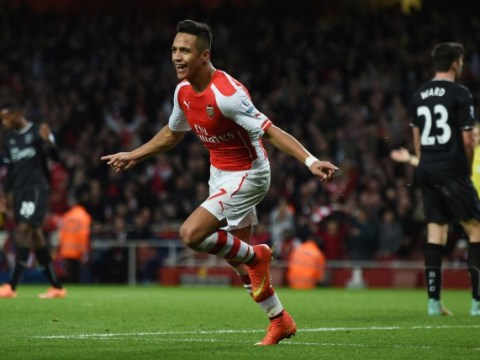 Five astonishing stats about Alexis Sanchez at Arsenal