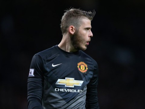 Manchester United goalkeeper David de Gea rubbishes talk of summer transfer to Real Madrid