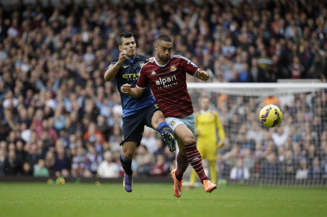 Arsenal transfer target Winston Reid close to new West Ham deal