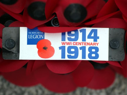 Why I'm not wearing a poppy this year