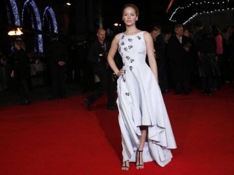 Jennifer Lawrence at Hunger Games: Mockingjay Part 1 premiere: 'I'm not a rebel'