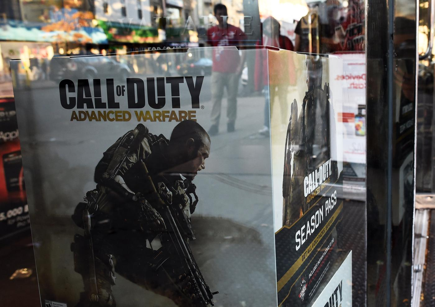 Should you be embarrassed for liking Call Of Duty: Advanced Warfare?