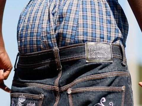 Falling standards: Suburb to vote on 'sagging trousers' ban after complaints