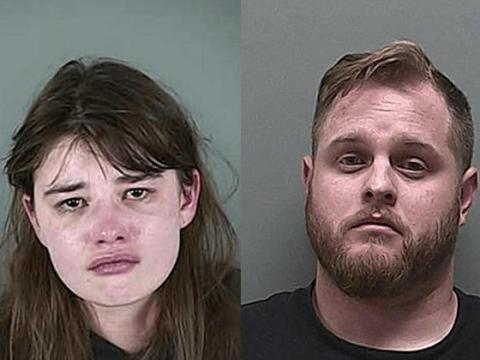 Couple have car sex outside prison, cause massive traffic jam