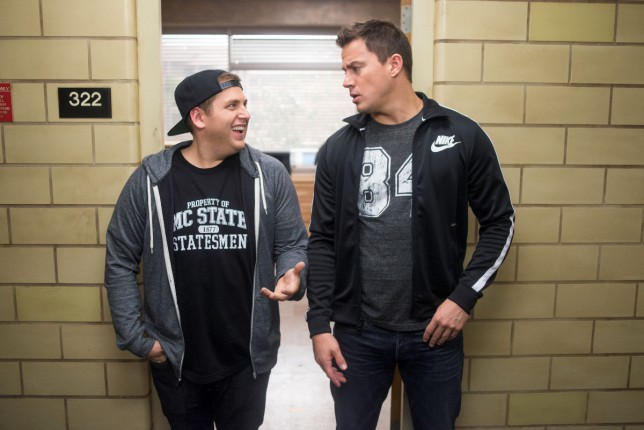How to survive your partner's bromance: 6 life lessons we learned from 22 Jump Street