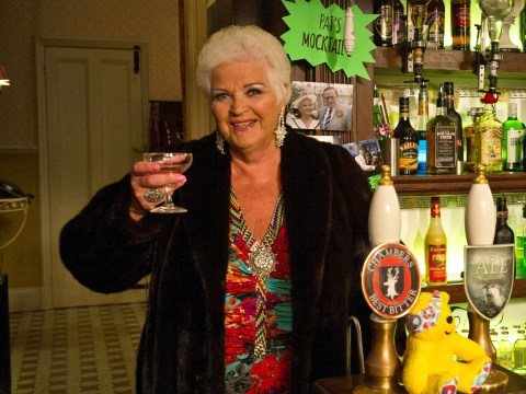 It's too much for Pat Butcher! Pam St Clement says she can't keep up with EastEnders storylines anymore