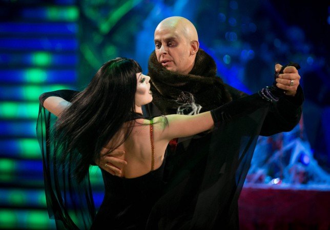 Strictly Come Dancing 2014 results: Scott Mills