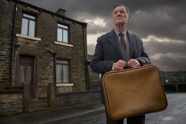 You'll need nerves of steel to get through BBC's Remember Me starring Michael Palin