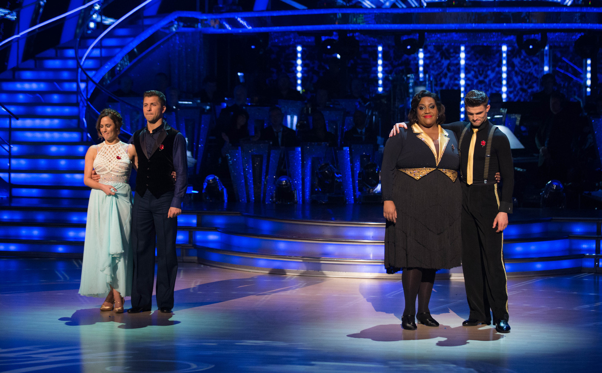 Strictly Come Dancing 2014 results: Alison Hammond and Caroline Flack end up in dance-off, but who left?
