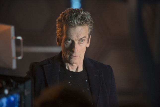 Peter Capaldi says it seems like the BBC are 'not looking after' Doctor Who