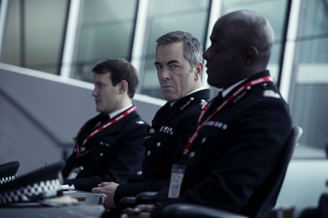 babylon series 1 starring James Nesbitt