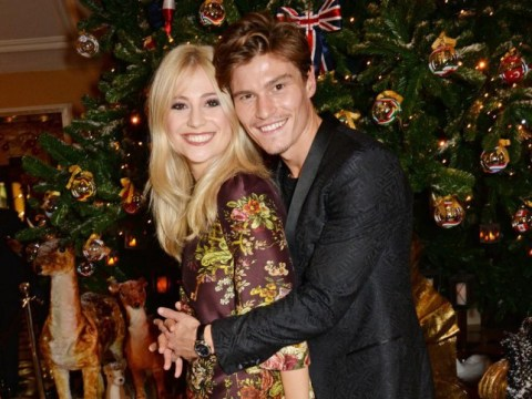 EXCLUSIVE: Pixie Lott says skiing is the perfect relationship ice-breaker