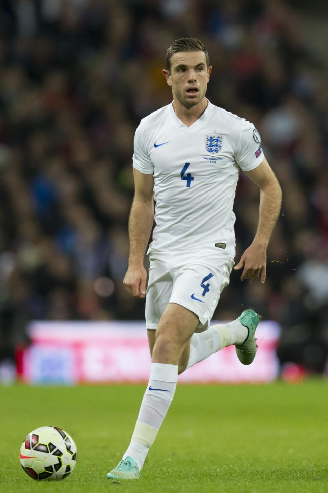 the latest 7b4e5 d1bec Does Jordan Henderson's dip in form for Liverpool indicate ...