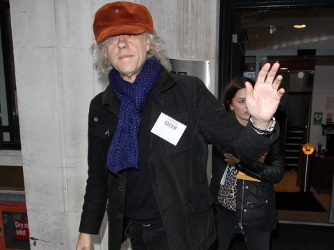 Sweary Bob Geldof cut off by Sky as Damon Albarn suggests Band Aid is 'patronising'