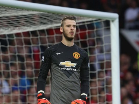 Manchester United must reject all transfer offers for David de Gea from Real Madrid