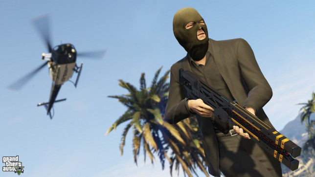 GTA V next gen launch trailer means only one week to go
