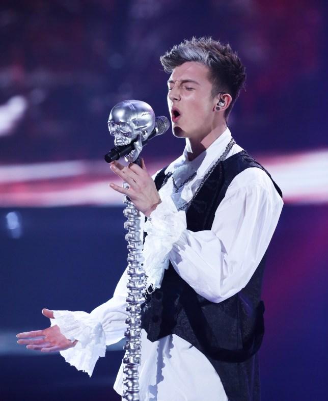 The X Factor - 1 November 2014
