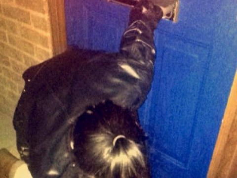 Firefighters called after girl gets arm stuck in a letterbox